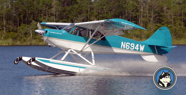Choose our Amphibious Aviat Husky...