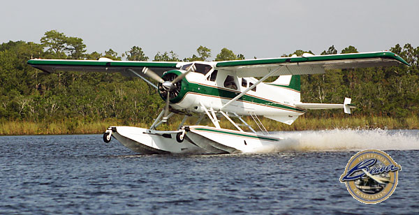 Seaplane Training on a DeHavilland Beaver